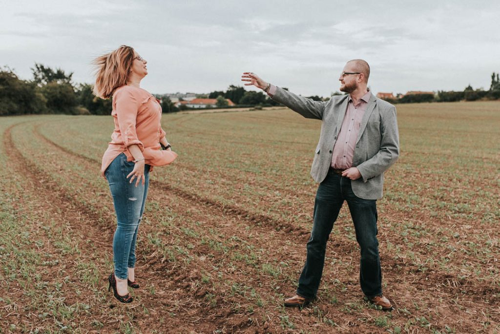 Todwick Engagement Shoot