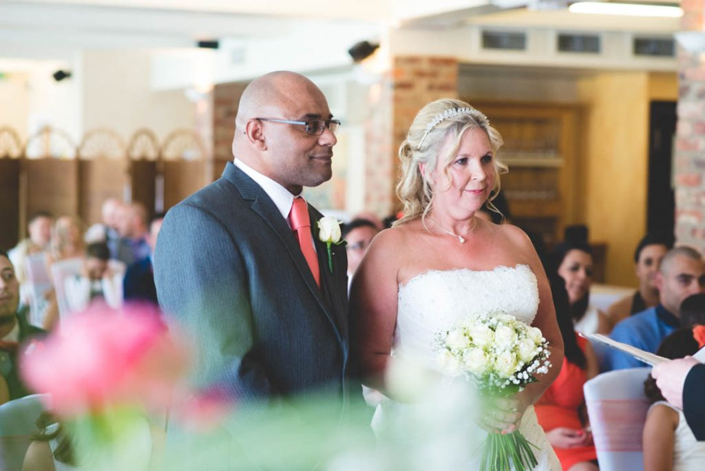 Garrison Hotel Wedding Photo