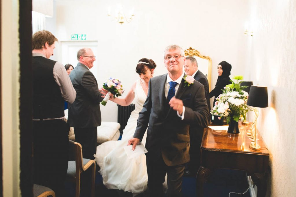 Nottingham wedding