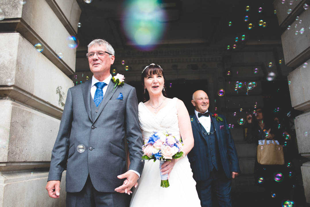 Nottingham Council House, George's Kitchen & Basford Hall Wedding