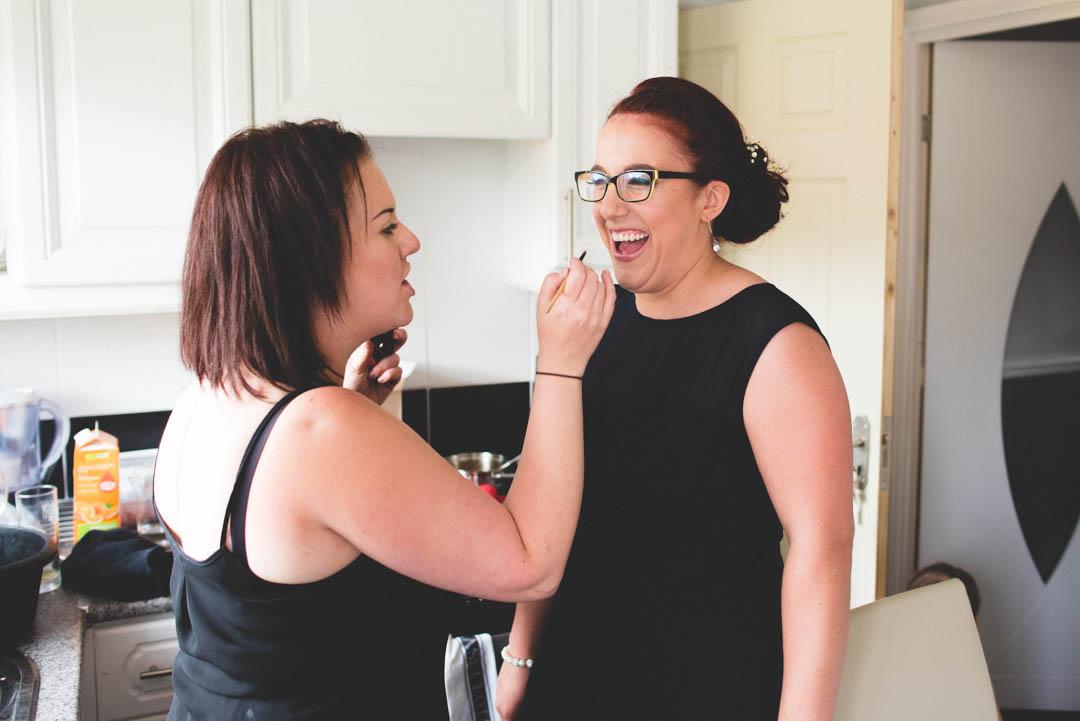 Erika Jayne Wedding Makeup