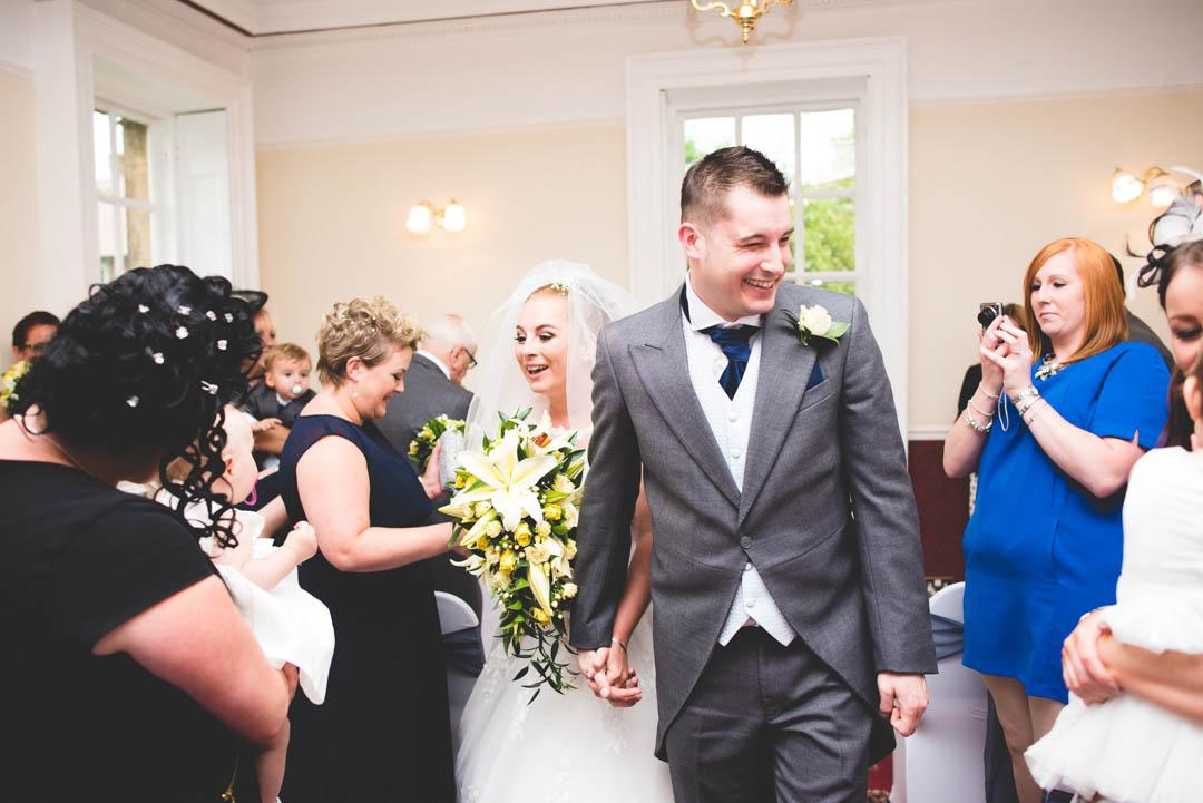 Old Rectory Wedding