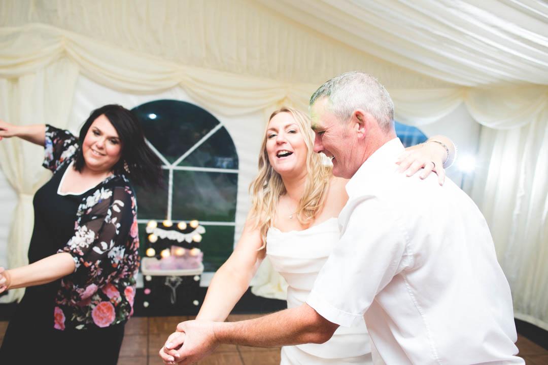 The Grange Golf Club Rotherham Wedding