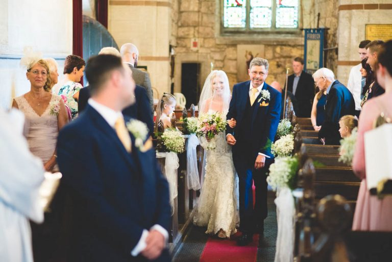 St Peter's Church, Letwell & Travellers Rest, Brookhouse Wedding