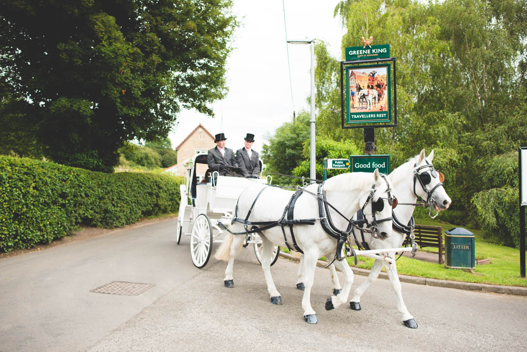 Travellers Rest Brookhouse Wedding