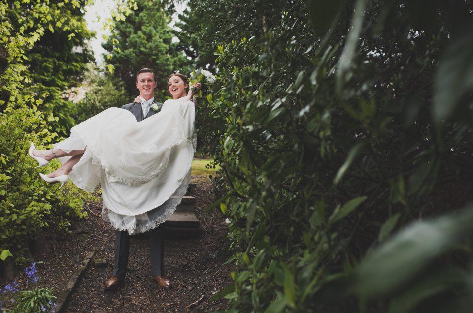 St John's Church, Ranmoor and Kenwood Hall Wedding