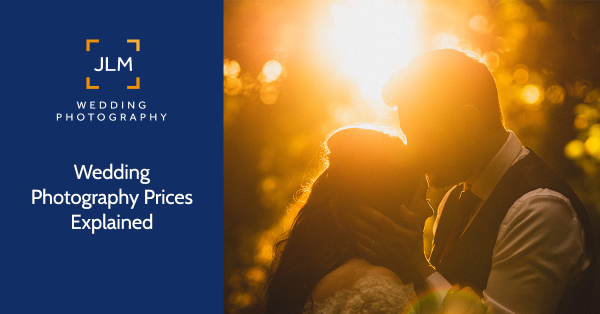 Wedding Photography Prices Explained