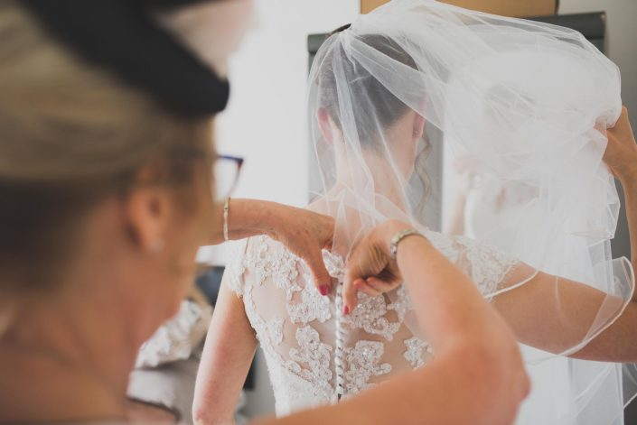 Bridal Prep - What the morning of the wedding day is all about