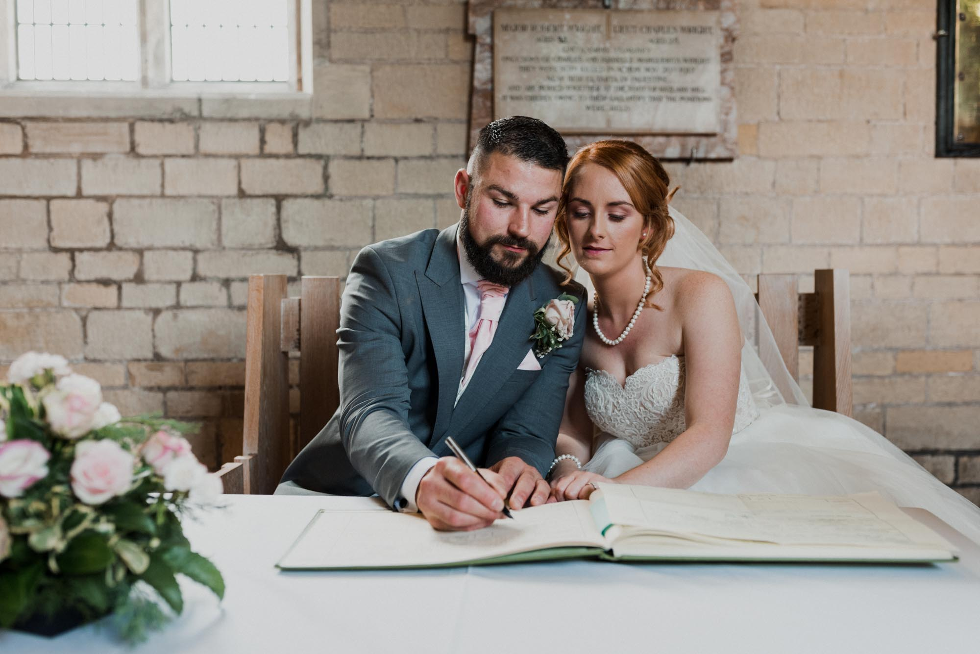 dinnington wedding photographer