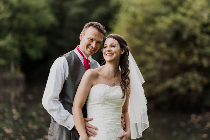 Lyndsey & Steve's Superhero Themed Whitley Hall Hotel Wedding