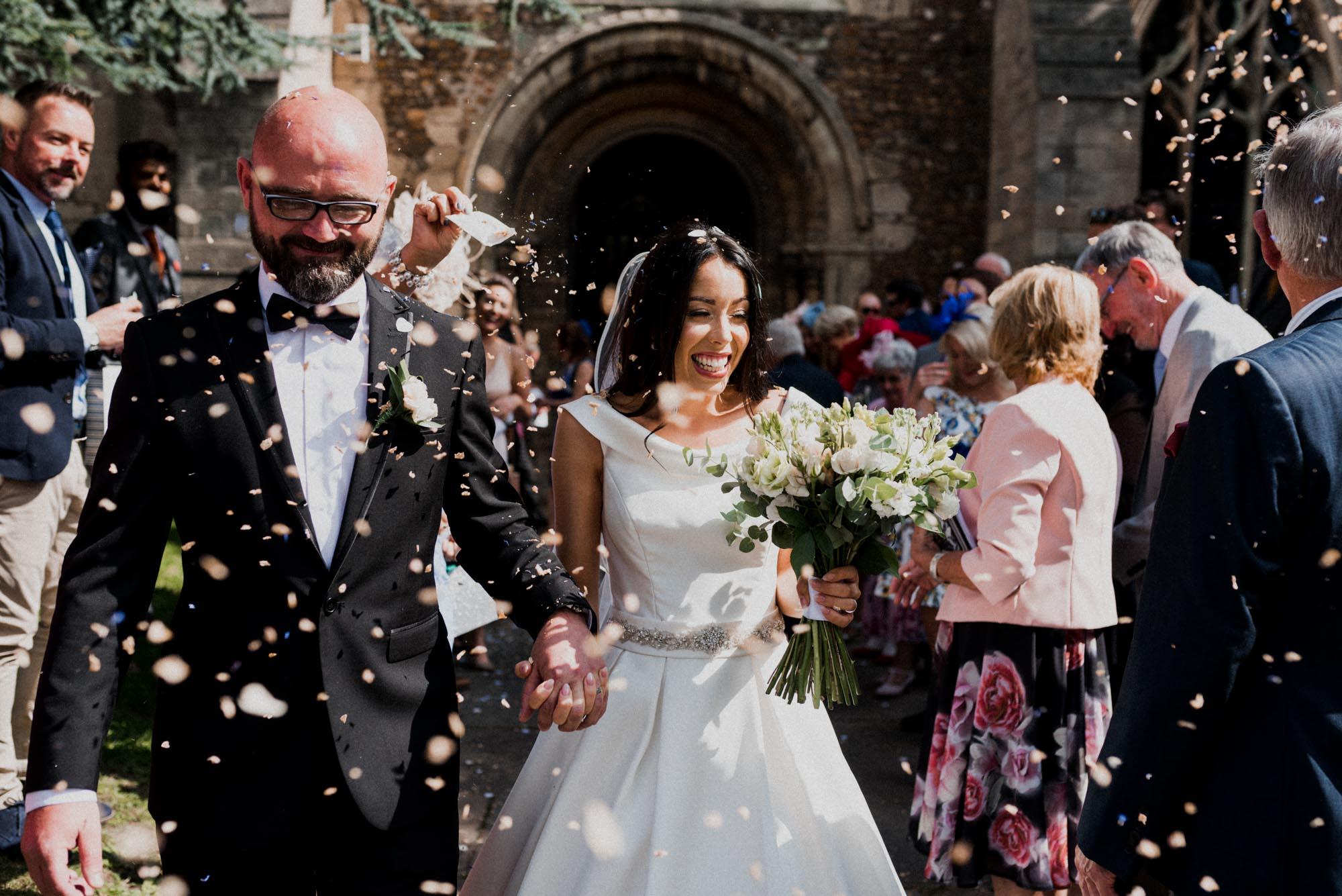 Where to start when planning a wedding