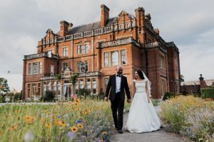 rossington hall wedding