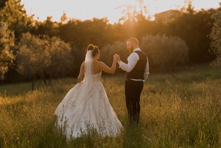 Victoria & Kelso's Tuscany Wedding - Borgo Petrognano