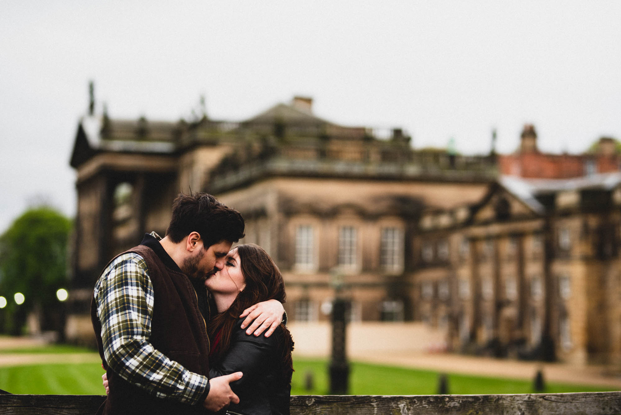 Wentworth Woodhouse Engagement Shoot :: Claire & Sam