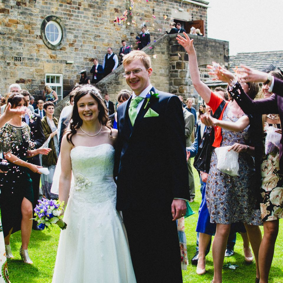 Wood Lane Countryside Centre Wedding :: Miranda & Alex