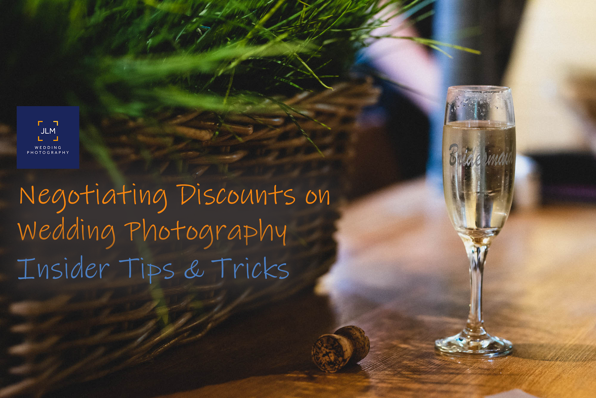 Negotiating Discounts on Wedding Photography