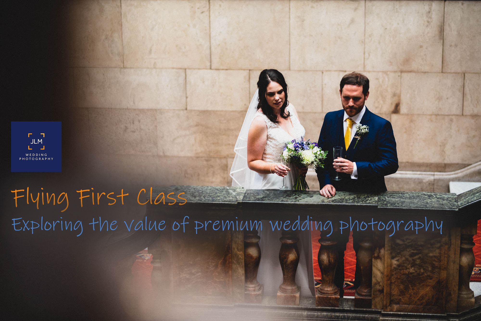 Flying First Class :: The Value of Premium Wedding Photography