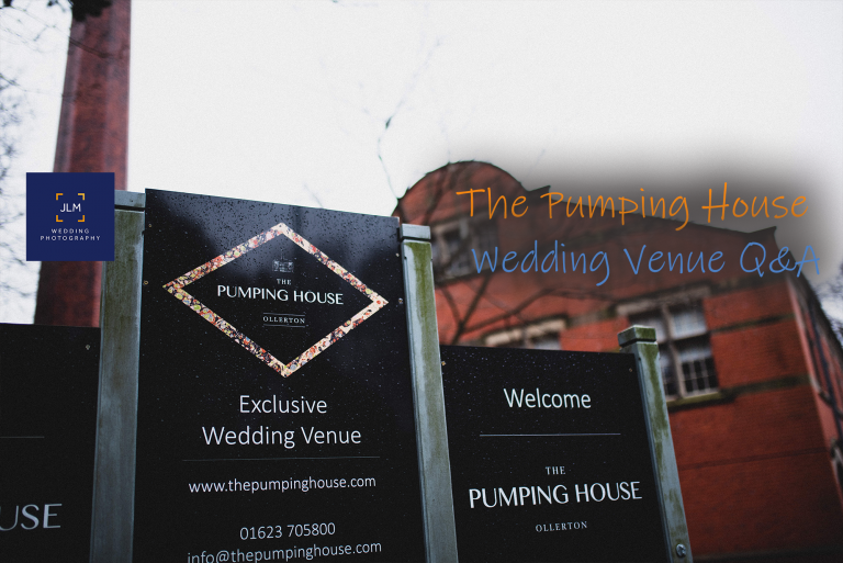 Wedding Supplier Q&A – The Pumping House