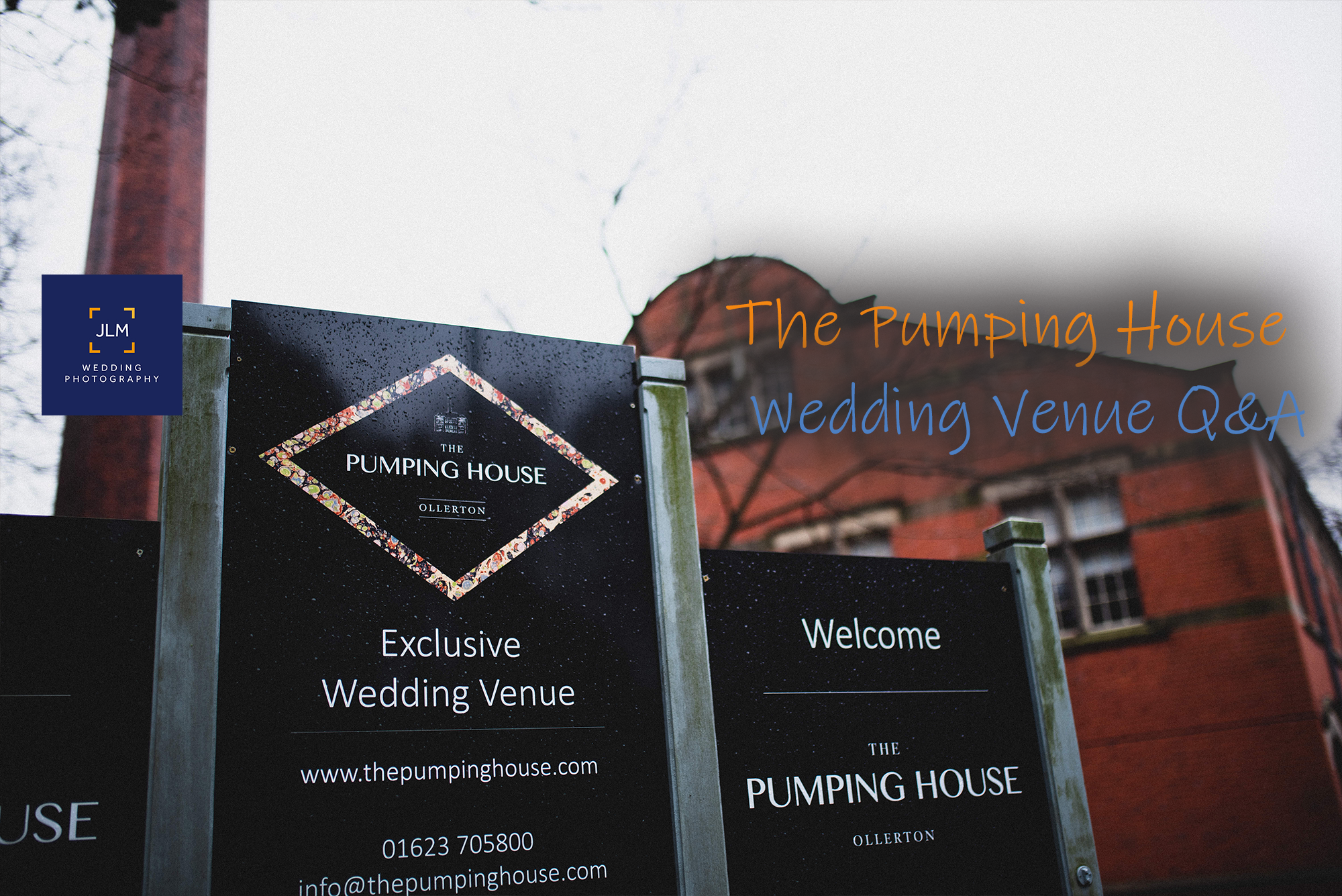 How To Find Your Perfect Wedding Venue :: Q&A with The Pumping House