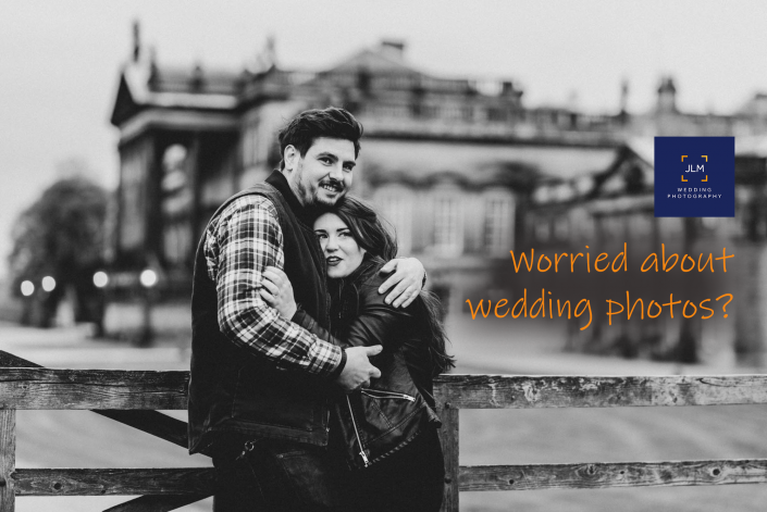 Worried about wedding photos? Give this a read.