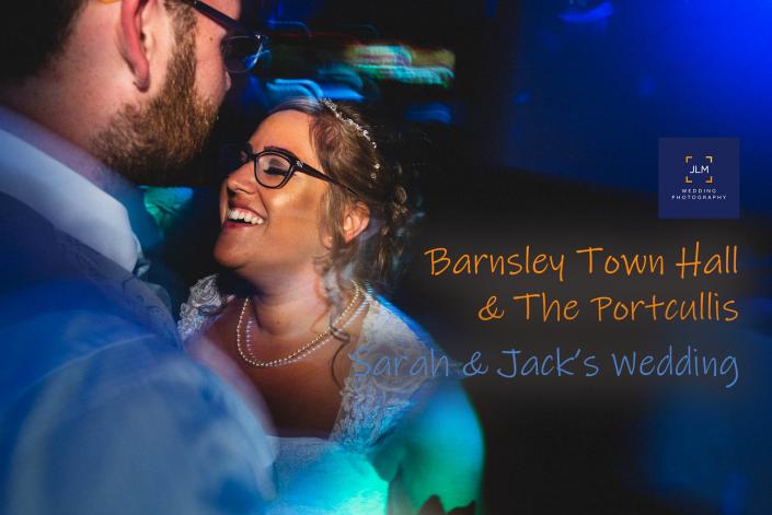 Barnsley Town Hall & Portcullis Wedding :: Sarah & Jack