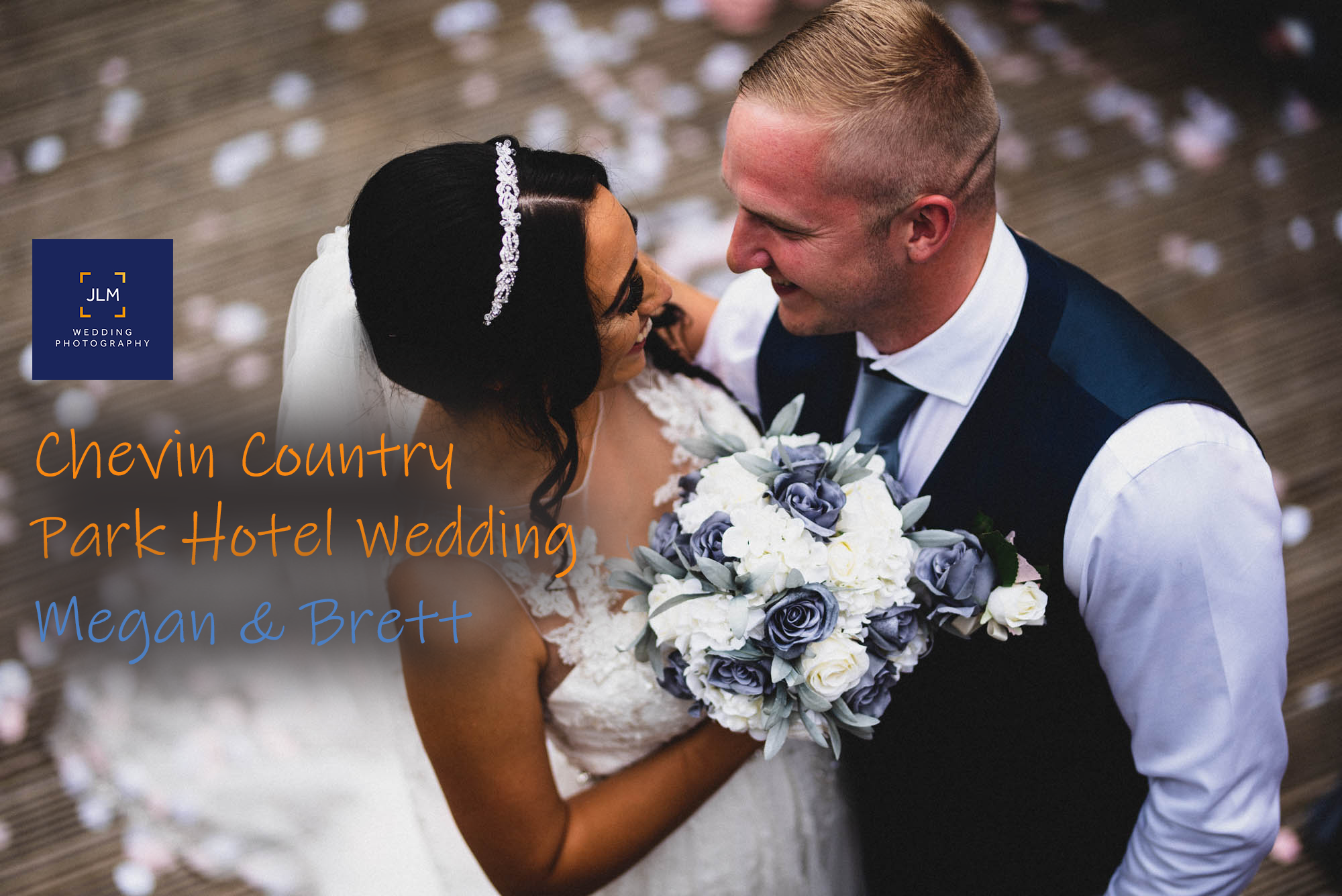 Chevin Country Park Hotel Wedding :: Megan & Brett