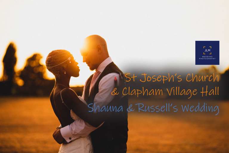 St Joseph's Church & Clapham Village Hall, Bedford Wedding :: Shauna & Russell