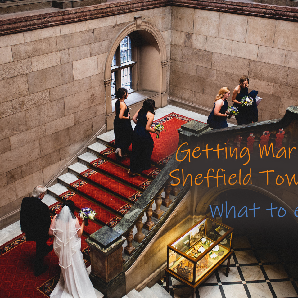 Getting Married in Sheffield Town Hall :: What To Expect
