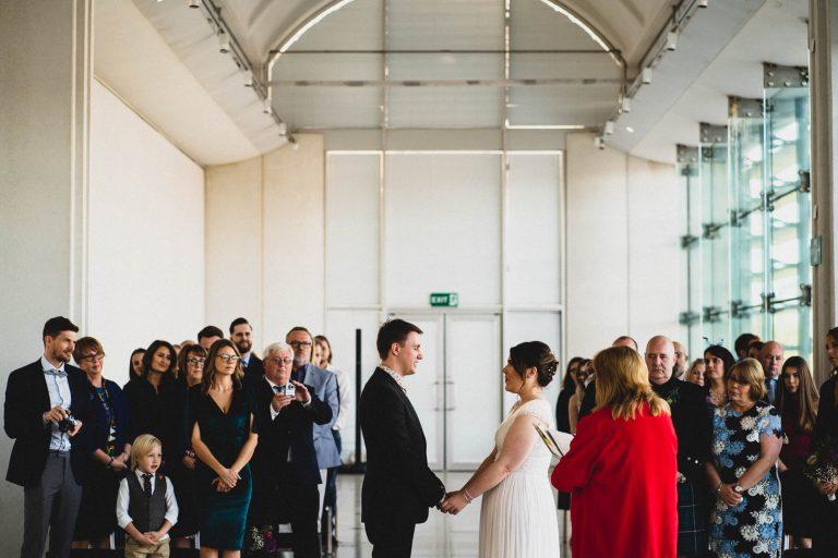 Sheffield Millennium Gallery Wedding :: Rachel & Kevin