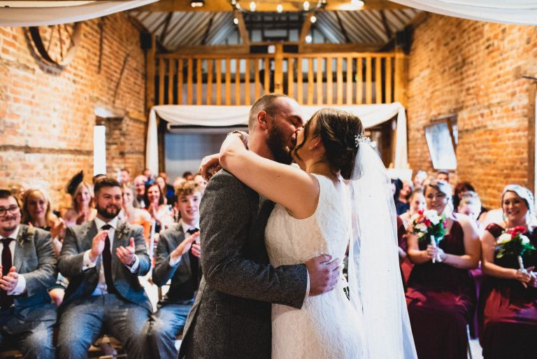 Tewin Bury Farm Wedding :: Louise & Joe