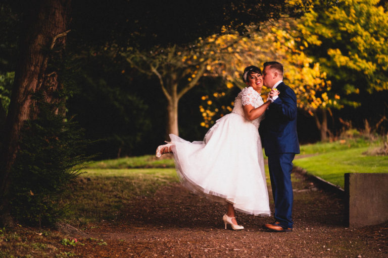 Beauty and the Beast Themed Wedding @ Wortley Hall :: Jess and Martin