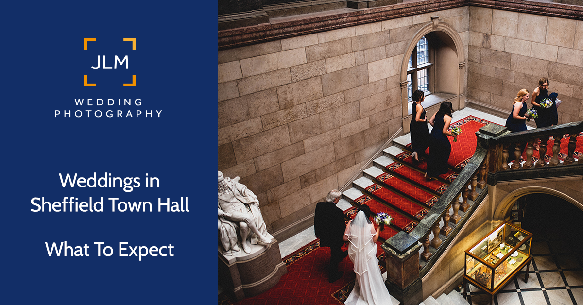 Weddings in Sheffield Town Hall :: What To Expect