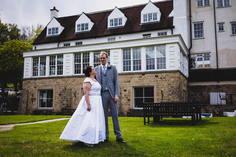 Losehill House Hotel, Peak District Wedding :: Eleanor & Huw