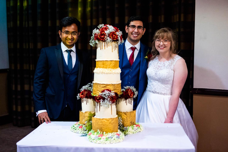 Genevieve & Yunok's Hilton Sheffield & Crowded House Wedding