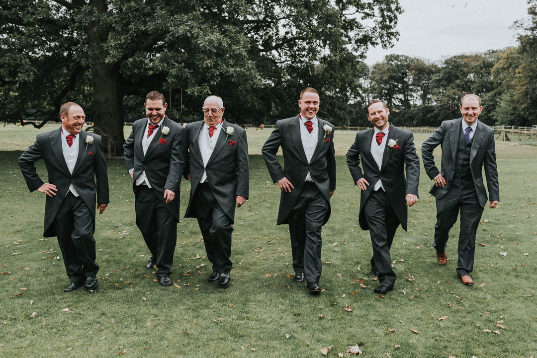 Singleton Lodge Wedding