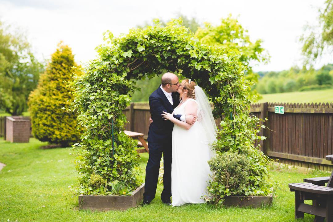 Fairway Inn Wedding