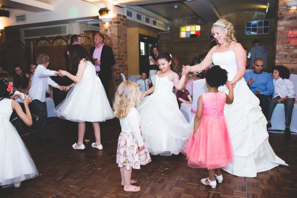 Garrison Hotel Wedding
