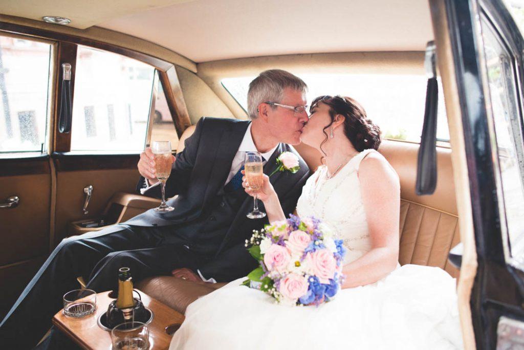 Nottingham wedding