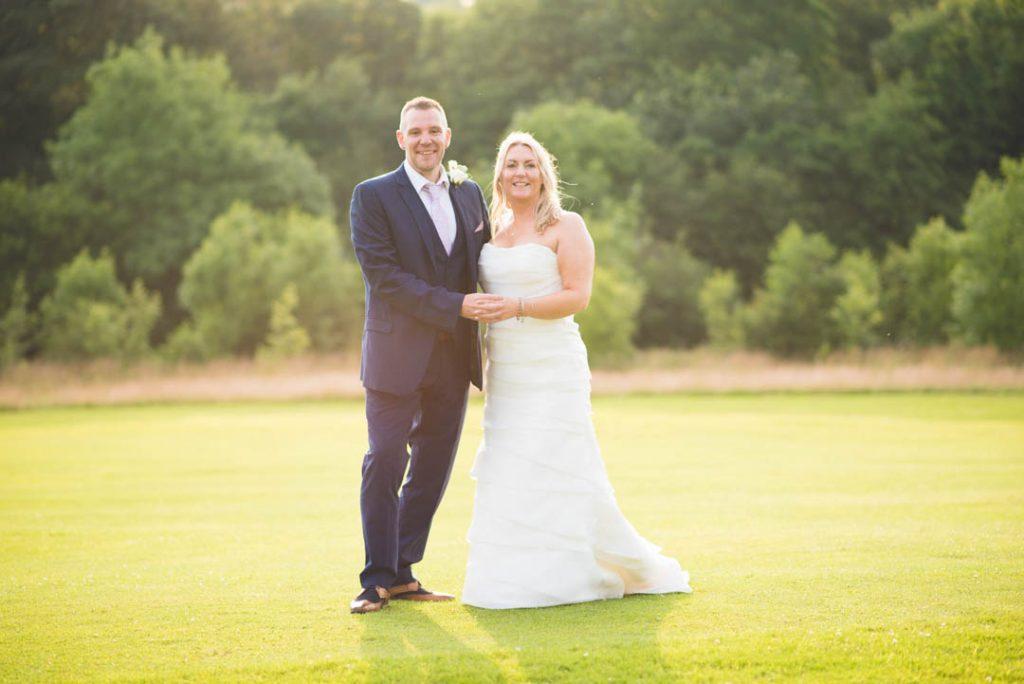 The Grange Wedding