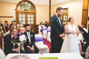 Sheffield town hall wedding