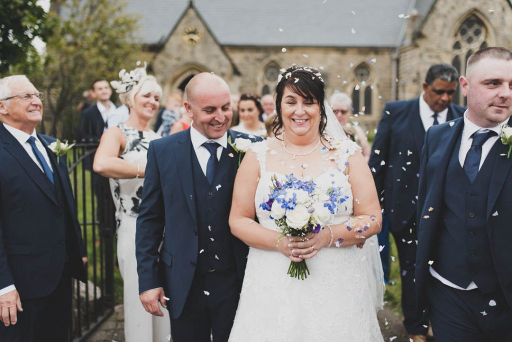 st leonards dinnington wedding