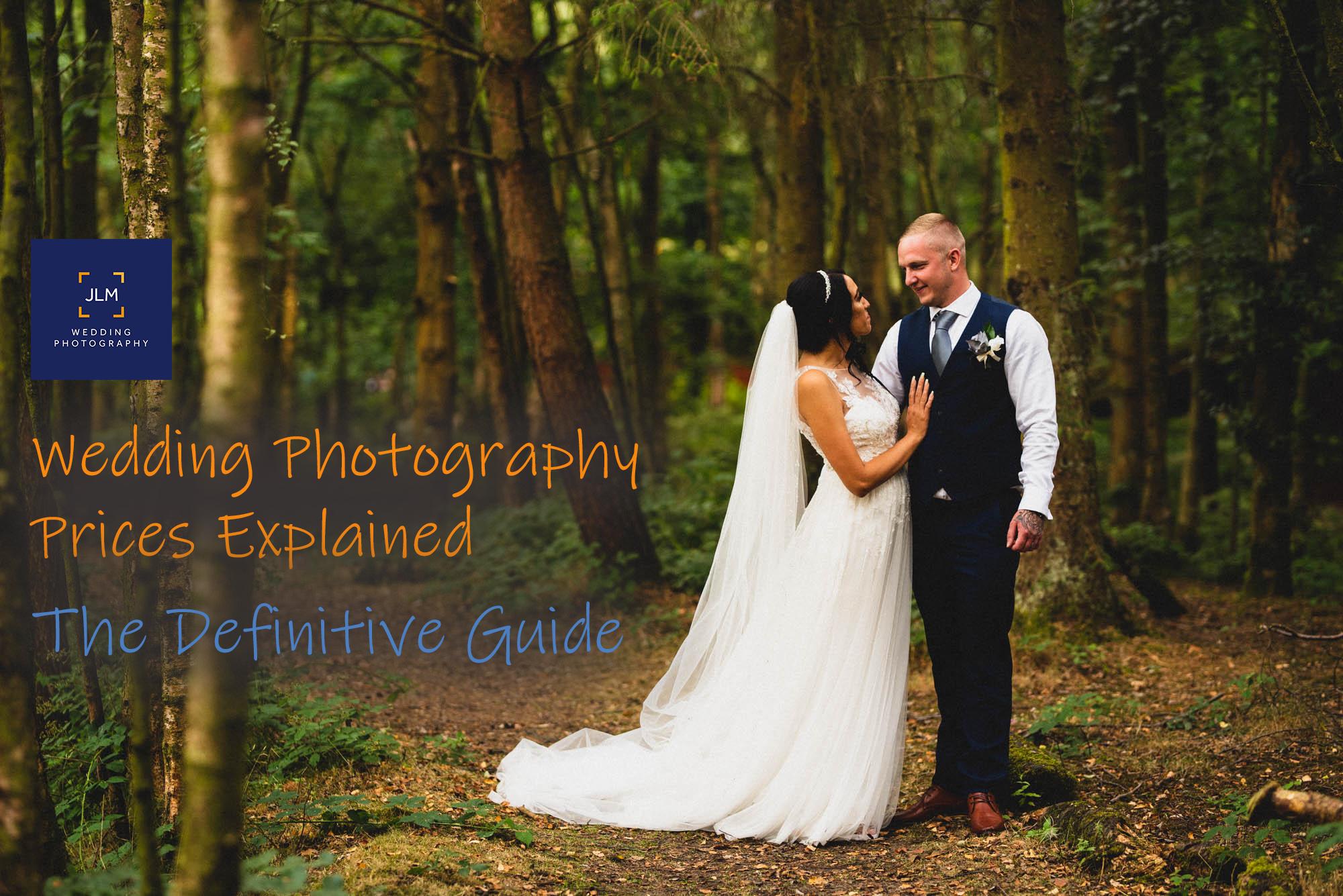 Average Wedding Photographer Cost Uk: JLM Wedding Photography