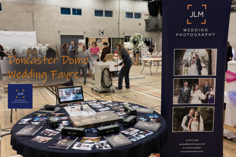 Doncaster Dome Wedding Fayre debrief
